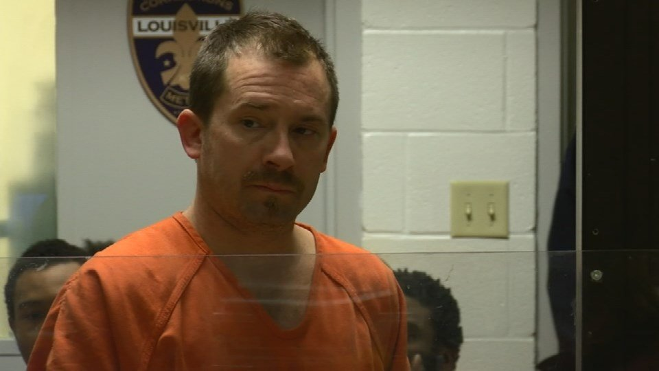 Chad Erdley (Source: Louisville Metro Corrections)