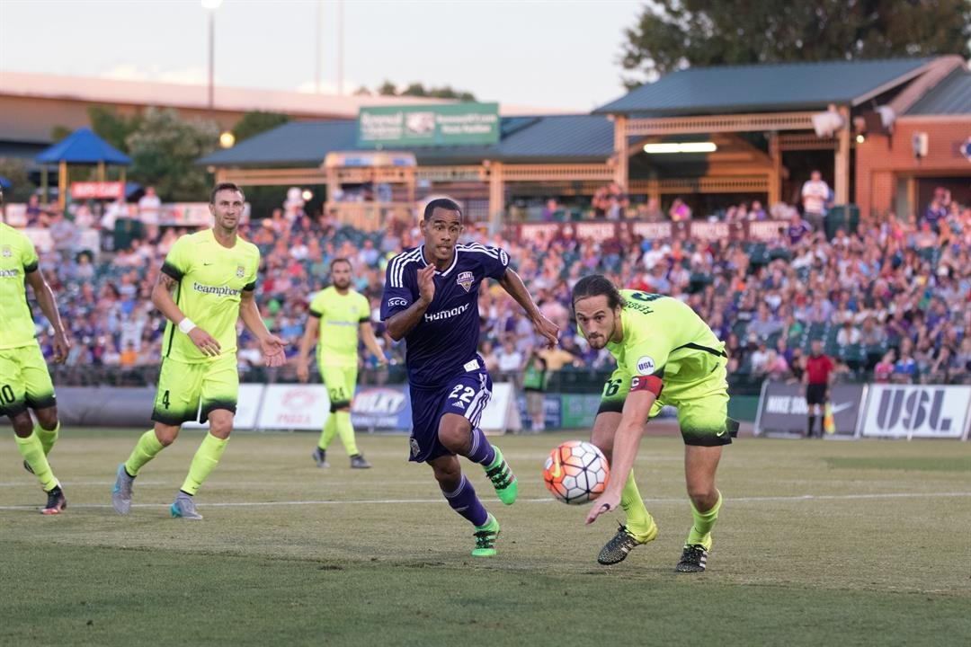 Photo courtesy: Louisville City FC