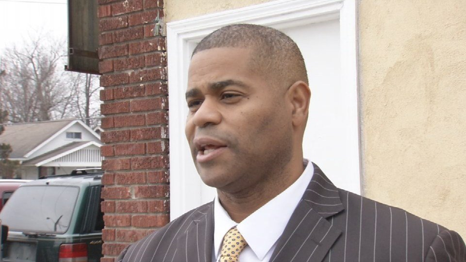 Jerald Muhammad, spokesperson for Brothers helping Brothers.