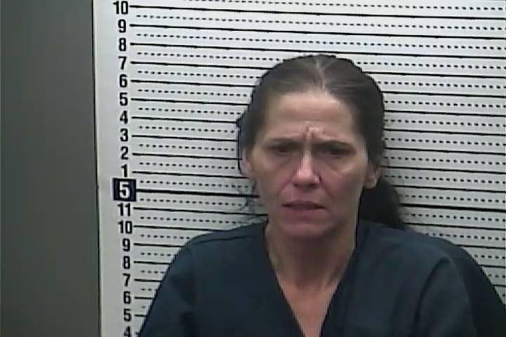Melissa Starrett (Image Source: Harlan County Detention Center)