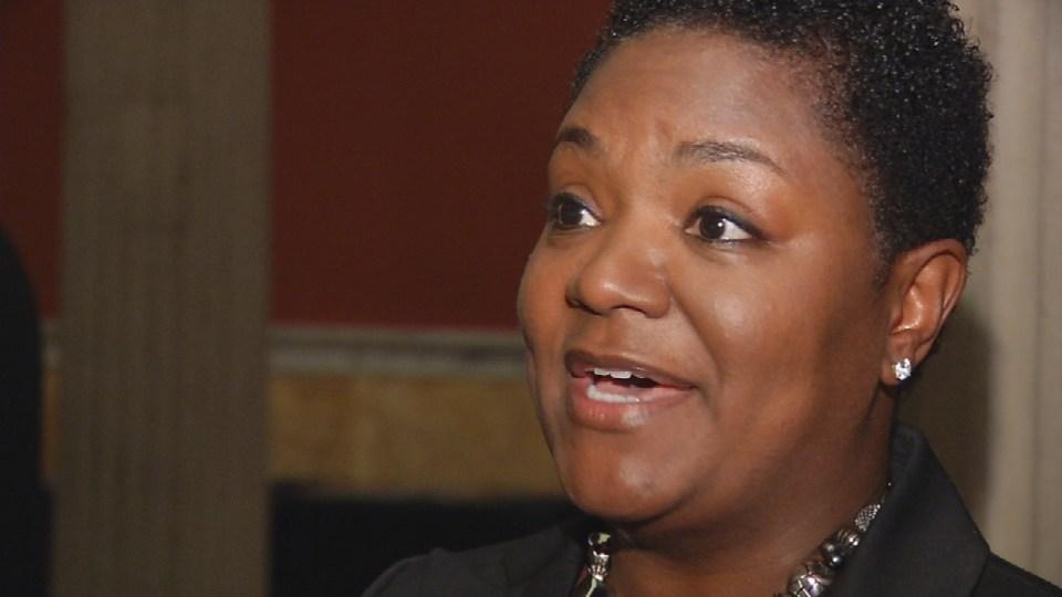 Sadiqa Reynolds, President and CEOof the Louisville Urban League.