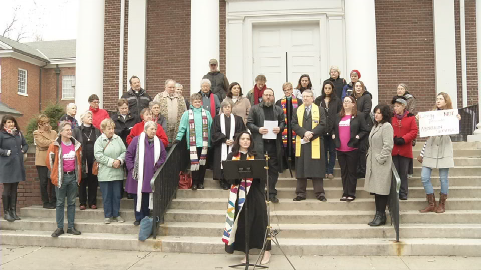 Local church leaders discuss concerns with House Bill 149.