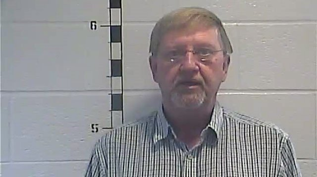 Barry Tackett (Source: Shelby County Detention Center)