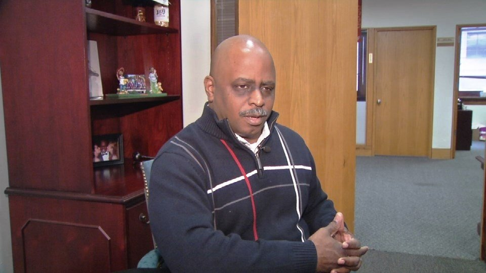 Metro Council member David James