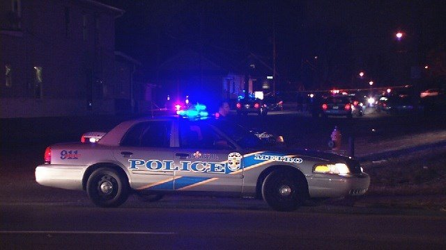 Louisville Police Officer Shot; Suspect Killed