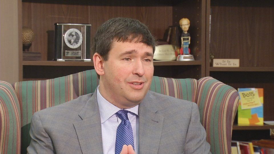 Kentucky Education Commissioner Stephen Pruitt