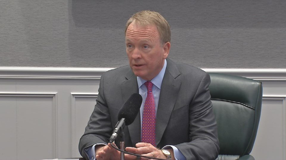 President Dr. Gregory Postel