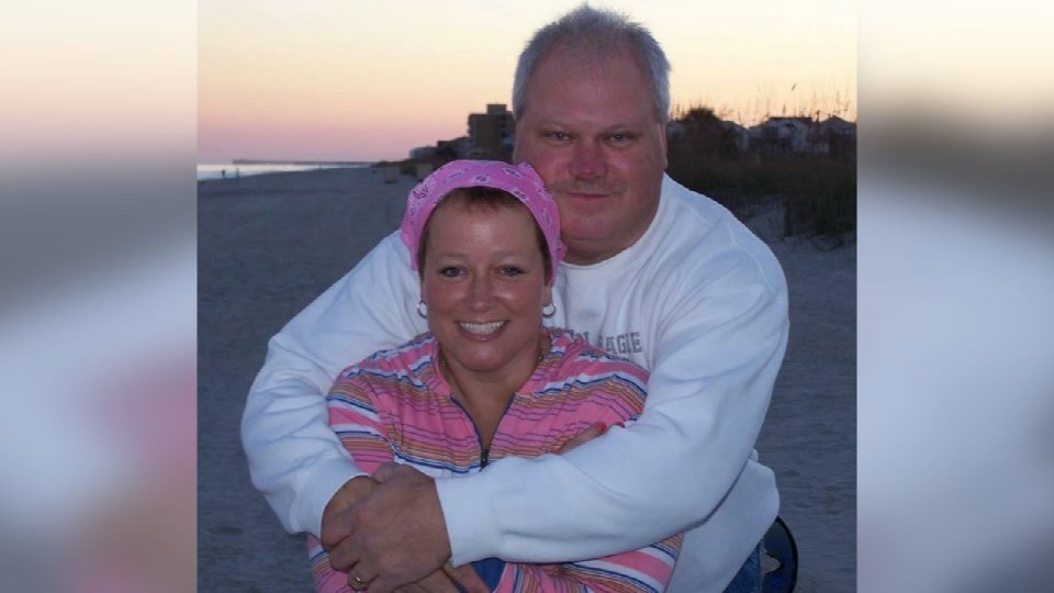 Allan and Elaine Loney