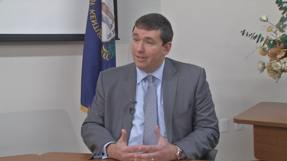 Kentucky Education Commissioner Stephen Pruitt