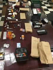 Photos provided by the Crawford County Sheriff's Department
