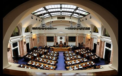 The Kentucky House of Representatives passed a bill on Thursday that callsfor neighborhood schools. (Photo courtesy of KET)