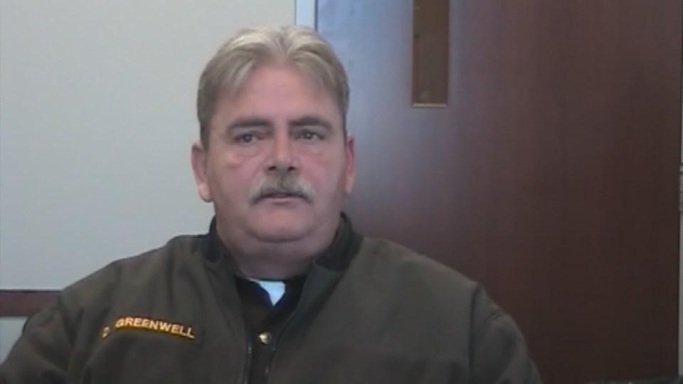 Bullitt County Sheriff Dave Greenwell