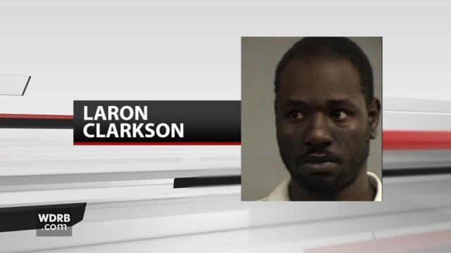 LaRon Clarkson (source: Louisville Metro Corrections)