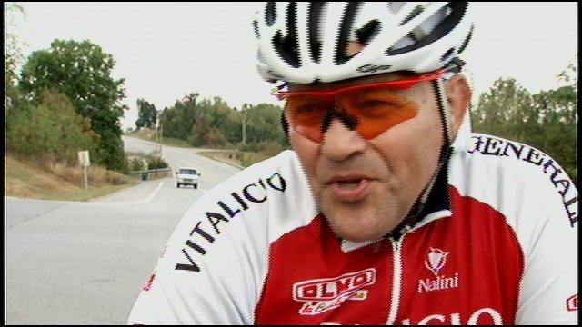 Cyclist Vernon Town