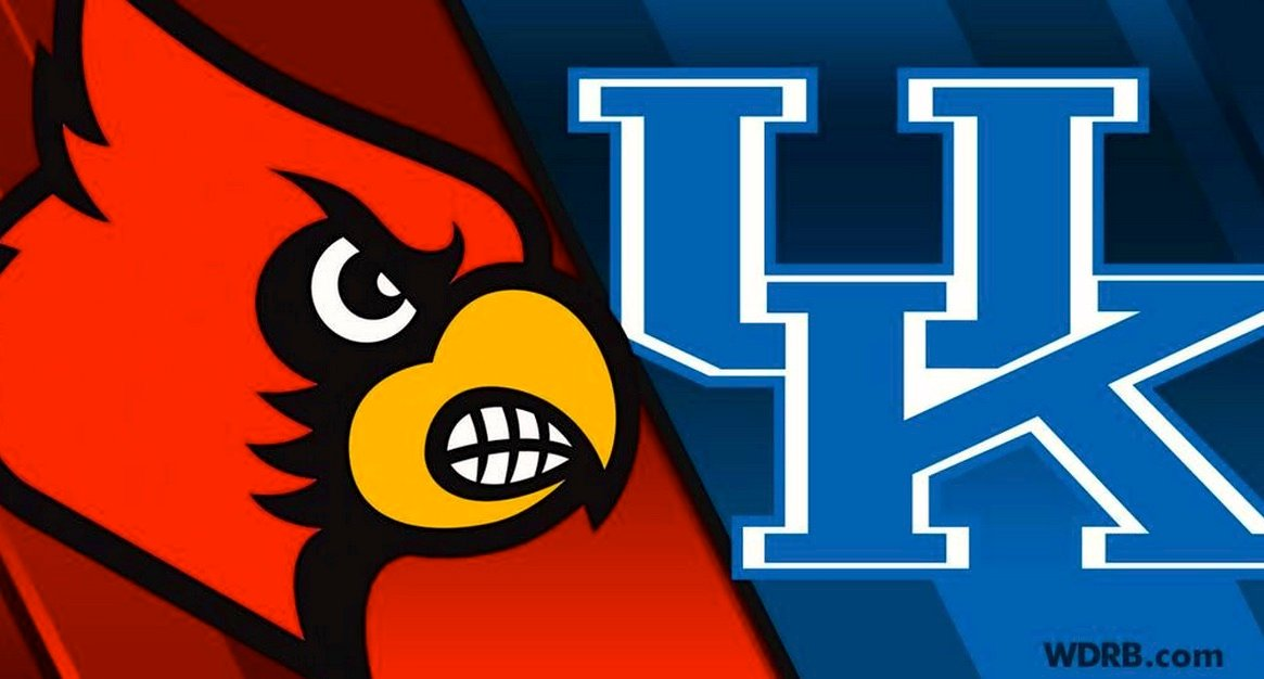 Louisville and Kentucky remain on track to finish the season ranked in the Top 10.