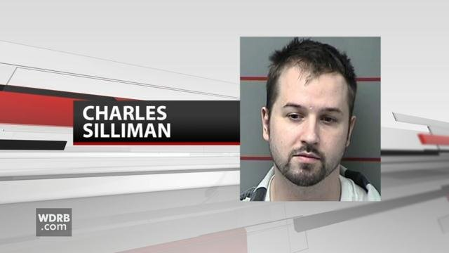 Charles Silliman (source: Louisville Metro Corrections)