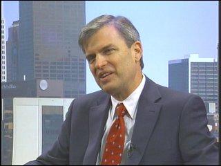 Republican candidate Hal Heiner