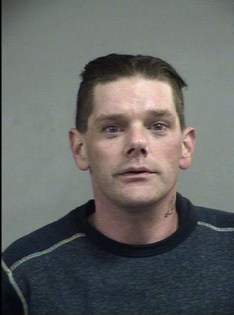 Kevin Mulhall (Image Source: Louisville Metro Corrections)