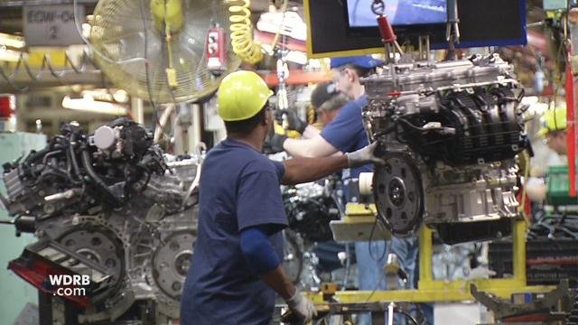 Toyota, Mazda to open new USA plant as states court new jobs