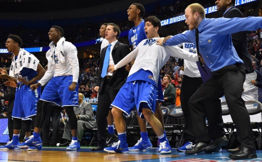 Middle Tennessee upset Michigan State last season -- and the Blue Raiders are favored to do it again against Minnesota.