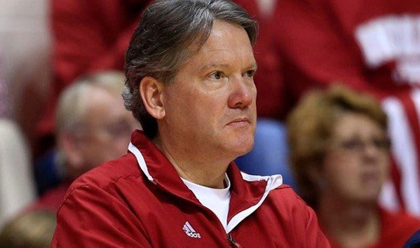 Fred Glass has a decision to make about Indiana basketball (Jamie Owens photo.)
