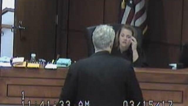 Jefferson District Judge Stephanie Burke