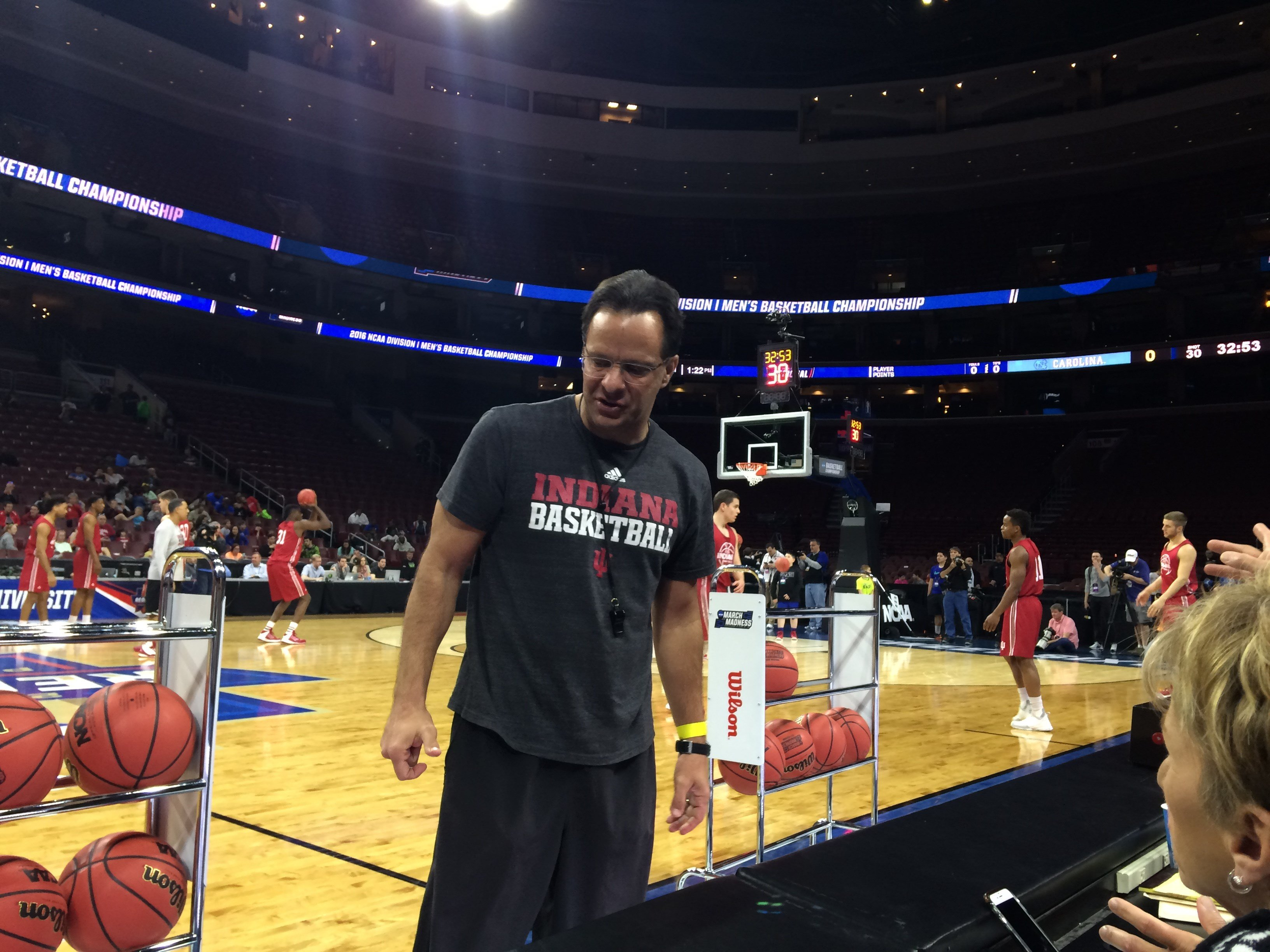 Tom Crean's nine-season run at Indiana ended Thursday.