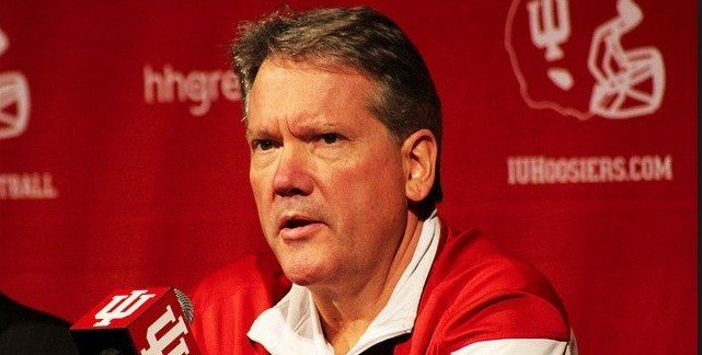 At Indiana the recruiting pressure now moves to athletic director Fred Glass.