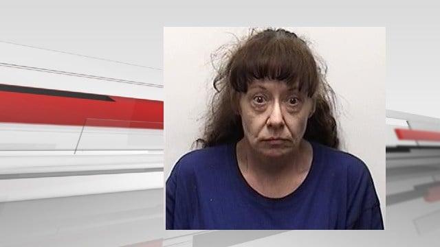 Antoinette Willman (source: Clark County Jail)