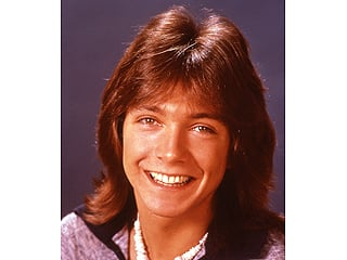 """David Cassidy from the """"Partridge Family"""" days"""