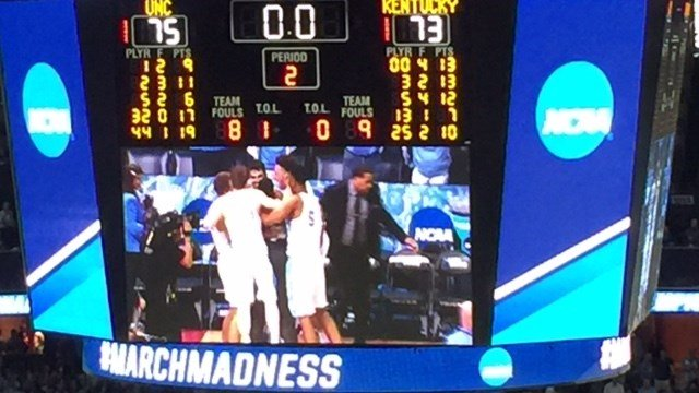 Elite 8-bound: Kentucky beats UCLA 86-75 in South semifinal
