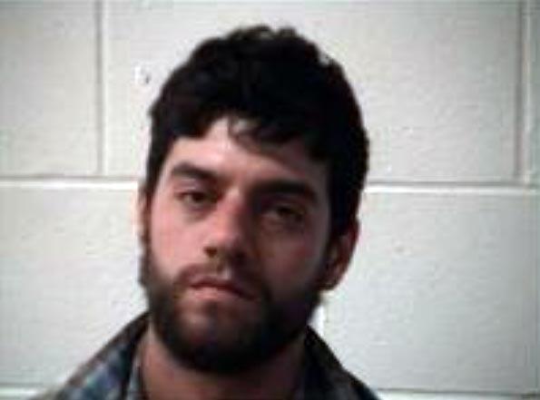 Lucas Petty (Source: Scott County Detention Center)