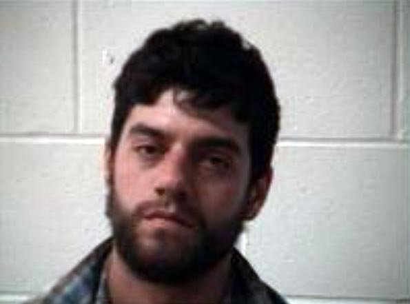 Lucas Petty (Source: Scott County Detention Center)