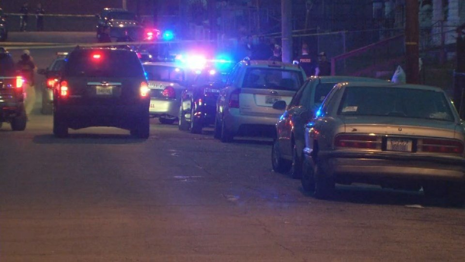 Around 7:45 two people were shot on Bolling Avenue