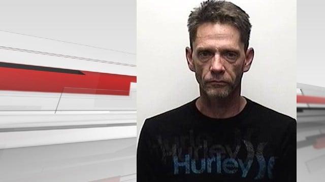 James Daughtery Jr. (source: Clark County Jail)