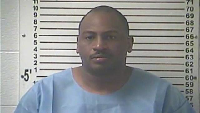 Brian Woods (Photo courtesy Hardin County Detention Center).