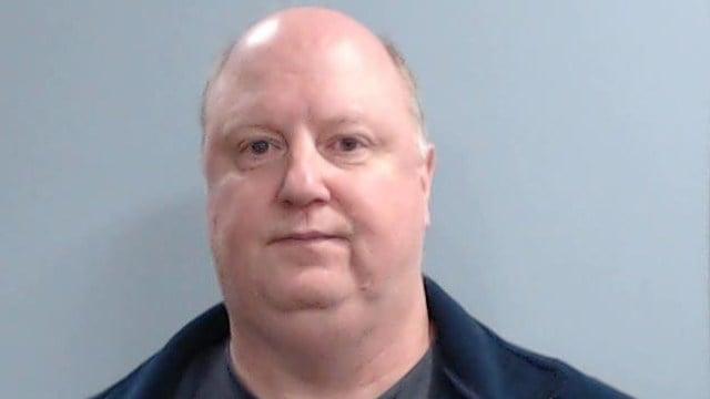Philip Mann (source: Fayette County Detention Center)