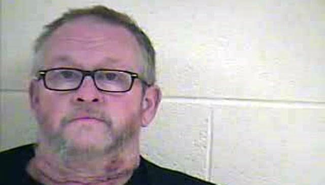 Richard Hord (Source: Taylor County Detention Center)
