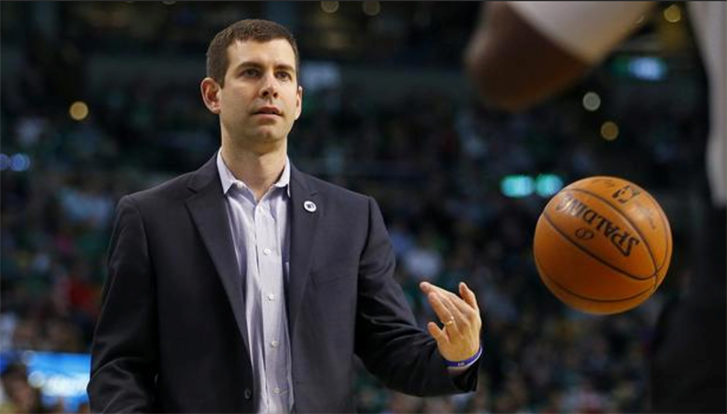 Four seasons after he left Butler, Brad Stevens has the Celtics primed for big things in the NBA playoffs.