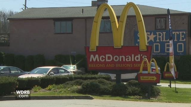 An 8-year-old boy drove his 3-year-old sister to the only McDonald's in East Palestine, Ohio because they were feeling hungry.
