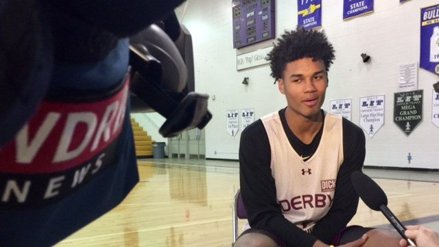 IU recruit Justin Smith is one of eight committed IU, U of L, UK and WKU recruits who will play in the Derby Classic Saturday night.