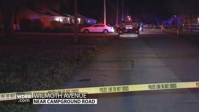 Man found dead in a car on Wilmoth Avenue