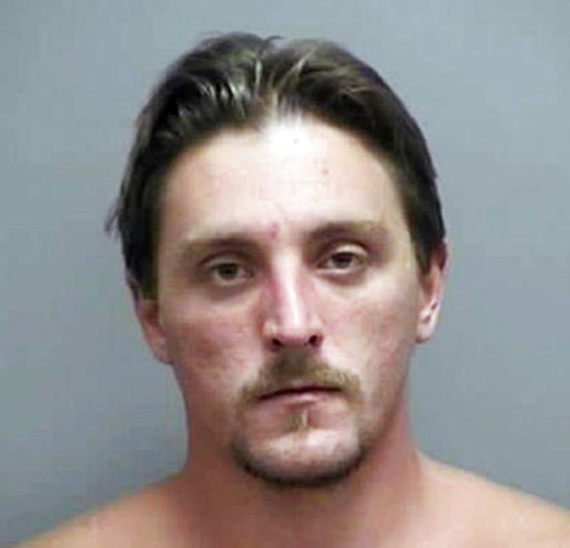 (Rock County Sheriff's Office via AP, File). FILE - This undated file photo provided by the Rock County Sheriff's Office in Janesville, Wis., shows Joseph Jakubowski. The Rock County Sheriff's Office says Jakubowski was captured around 6 a.m. 4/14/17.