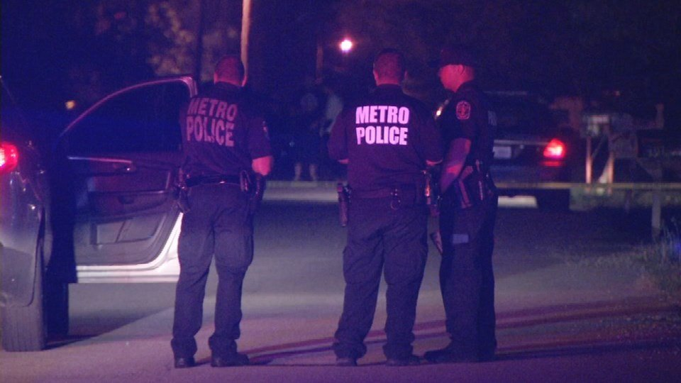 Police investigating one of four homicides in Louisville, Ky. in five hours.