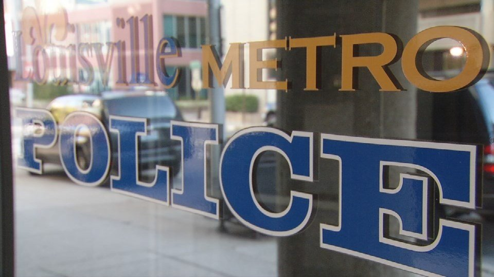 Louisville Metro police headquarters