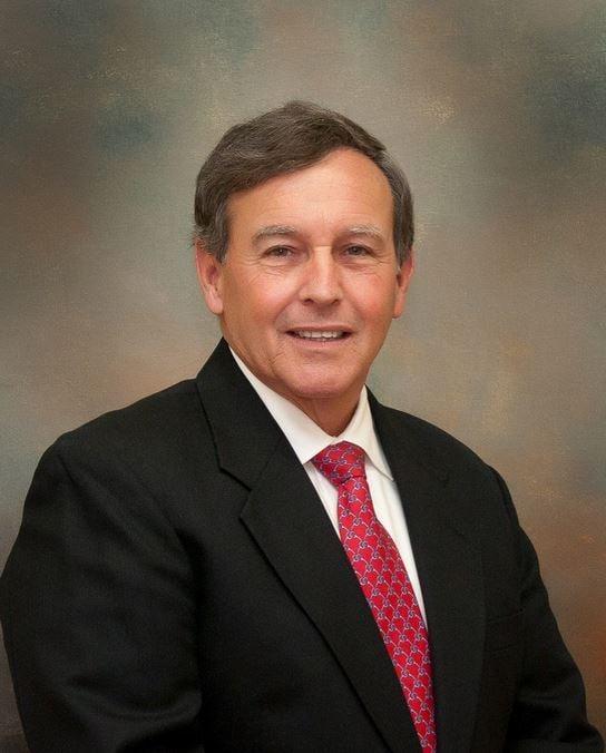 New Bardstown Mayor Dick Heaton