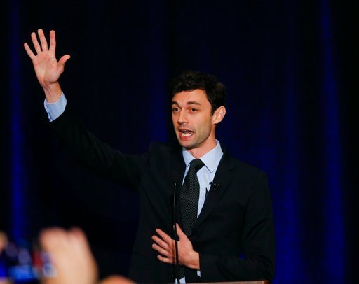 Jon Ossoff advances to runoff in highly watched Georgia election