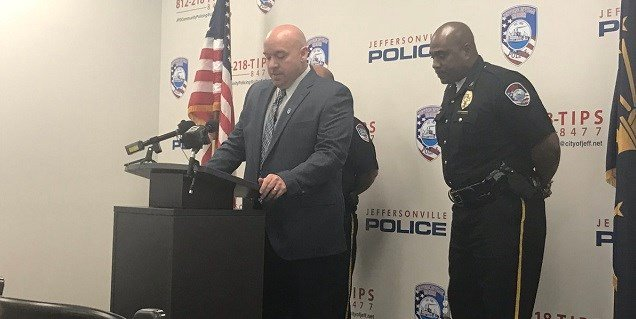 Southern Indiana police announce months-long operation targeting drug dealers