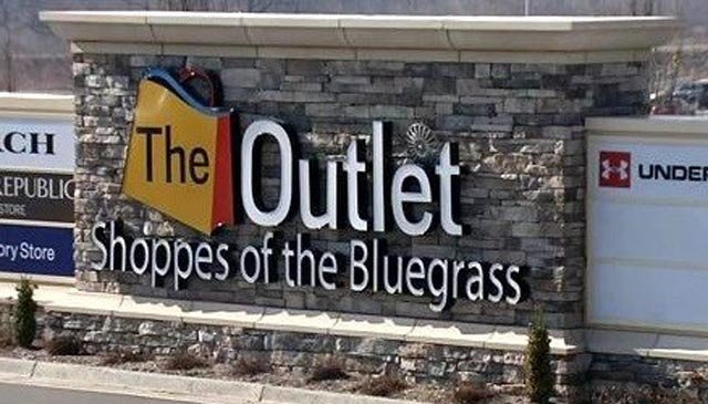 The Outlet Shoppes of the Bluegrass is a , sqft outlet mall located near I in Simpsonville, Kentucky. The mall opened on July 31, Anchor stores include Saks Fifth Avenue Off 5th, Old Navy, Nike, Polo Ralph Lauren, and American Eagle Outfitters/5(80).