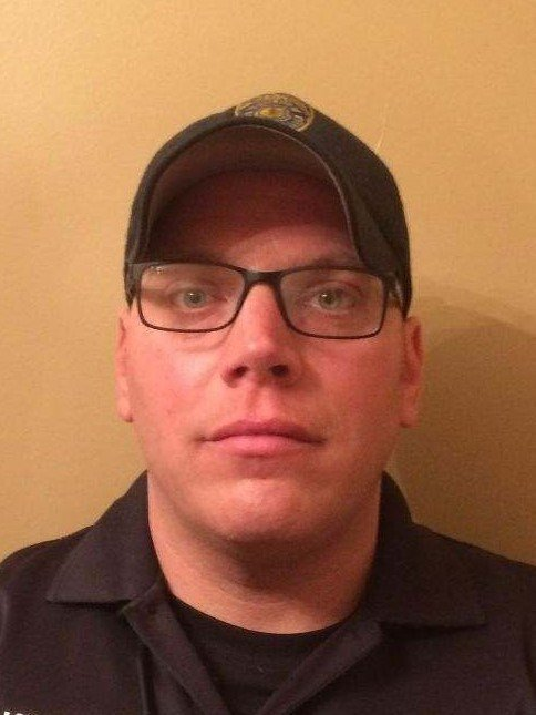 Shively Police Officer Chad Kolter